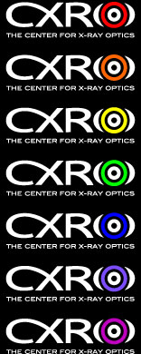 CXRO Logo White On Black